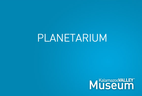 Generic planetarium graphic text